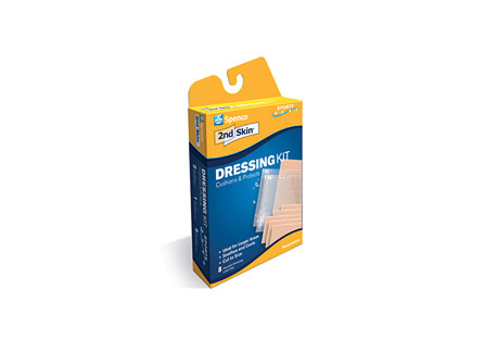 2nd Skin Sports Dressing Kit