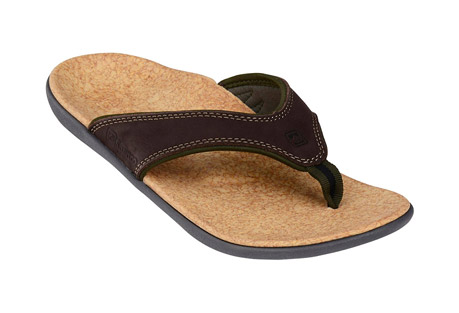 Yumi Leather Sandals - Men's