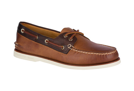 Gold Cup A/O Roustabout Boat Shoes - Men's