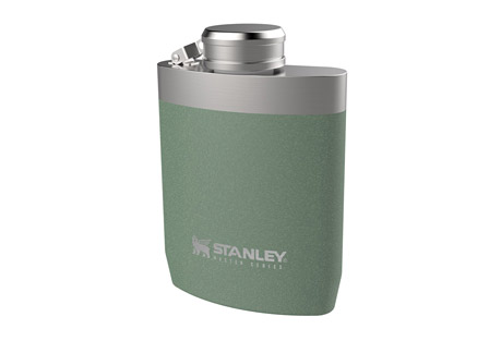 The Master Unbreakable Hip Flask 8oz