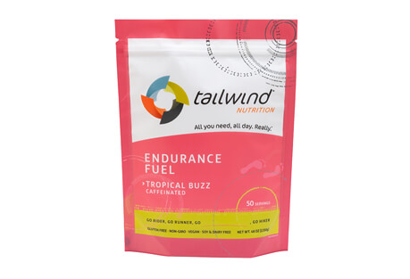 Tropical Buzz Endurance Fuel w/Caffeine - 50 Servings