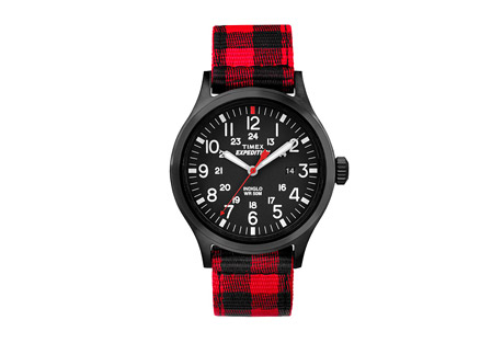 Expedition Field Metal Analog Elevated Watch