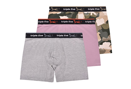 Urban Street 3 Pack Underwear - Men's