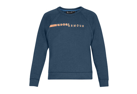 UA Rival Fleece Crew - Women's