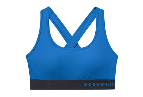 Armour Mid Crossback Bra - Women's