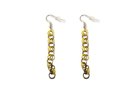 Long Ladder Earrings