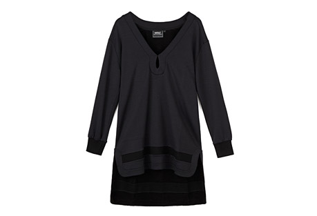 Abie Jersey Fleece Dress - Women's