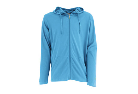 Bug Free Jersey Full Zip Hoody - Men's