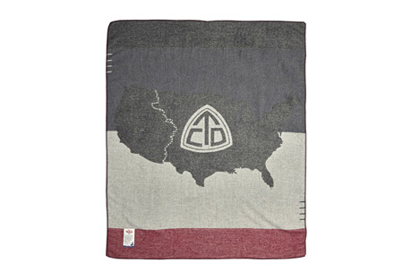 Continental Divide Trail Blanket