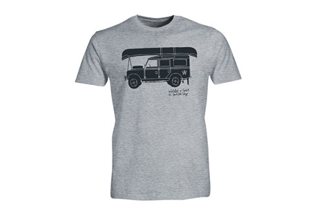 Defender Solid T-Shirt - Men's