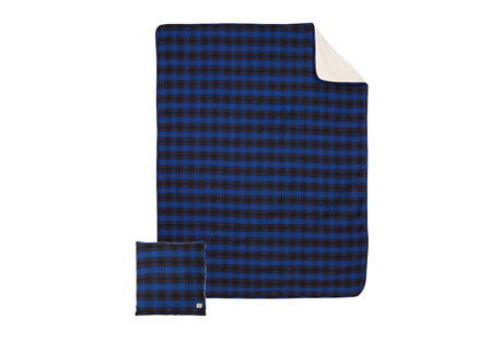 Sherpa Fleece Van Life Blanket