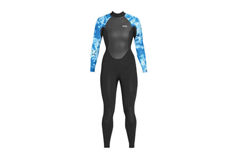 Axis X 4/3mm Back Zip Fullsuit - Women's
