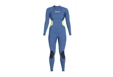 Infiniti 3/2mm Back Zip Fullsuit - Women's