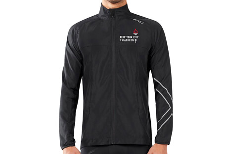 2XU 'Left Chest Embroidered'' Vapourise Performance Full Zip Jacket - Men's 2018