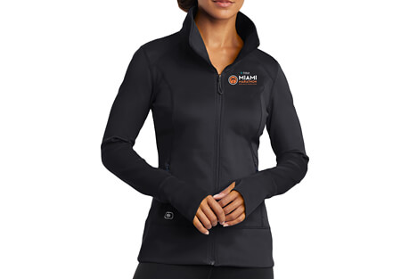 'LCE' Zip Tech Jacket - Women's