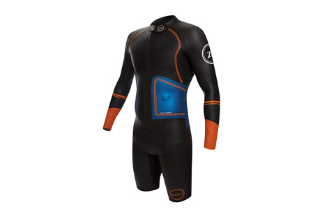 Swimrun Evolution Wetsuit w/8mm Calf Sleeves - Men's