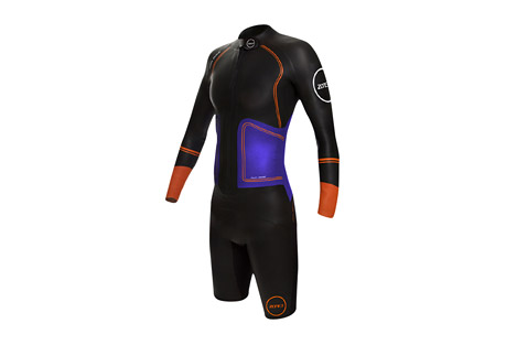 Swimrun Evolution Wetsuit w/8mm Calf Sleeves - Women's