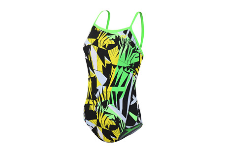 High Jazz 2.0 Strap Back Swimsuit - Women's